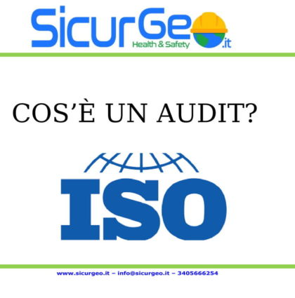 Cos'è un audit ?